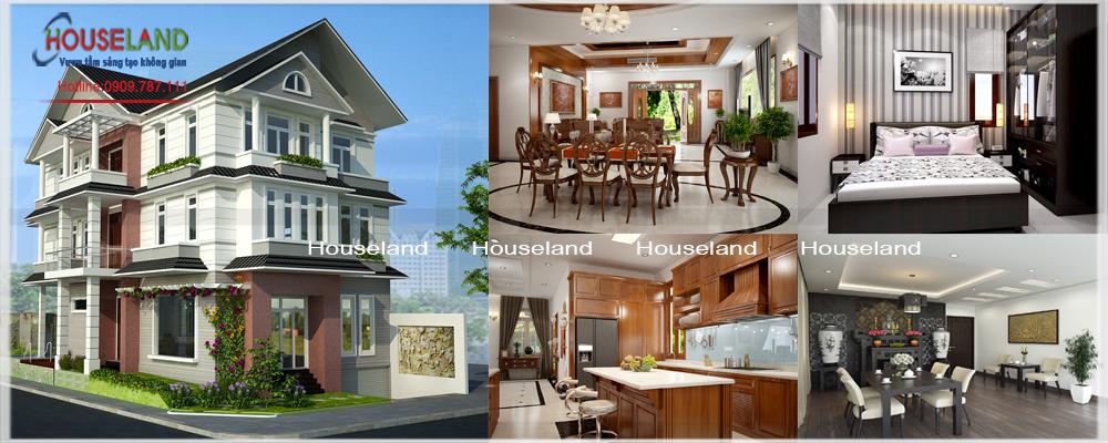 Biệt thự phố 3 tầng hiện đại đẹp ở Quảng Bình