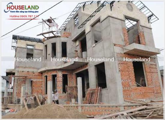 Xây dựng nhà giá rẻ ở Houseland