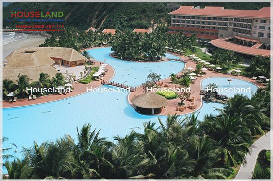 Các mẫu thiết kế resort đẹp nhất hiện nay