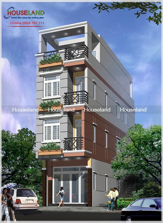 Địa chỉ thiết kế nhà phố hiện đại ở đâu đẹp