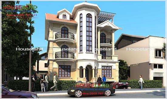 Dự án biệt thự tân cổ điển tại Đà Nẵng