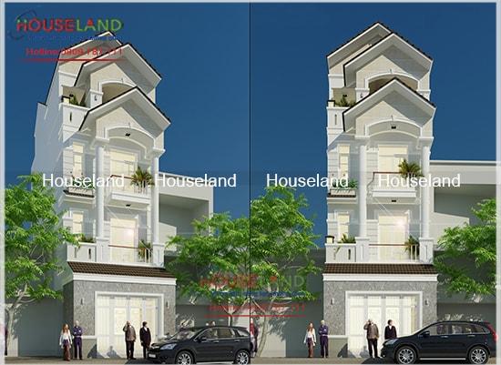 45 mẫu nhà phố hiện đại đẹp