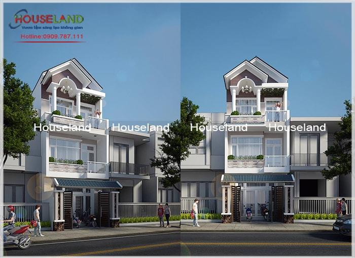 Thiết kế nhà phố 6x16m, thiết kế nhà phố hiện đại, nhà phố hiện đại đẹp