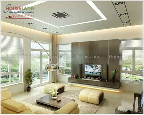 Tư vấn thiết kế nội thất cho biệt thự hiện đại