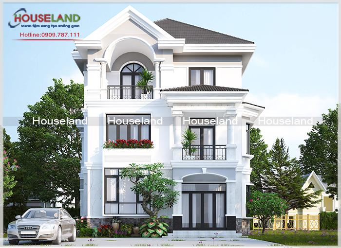 5 mẫu thiết kế nhà phố đẹp hiện nay