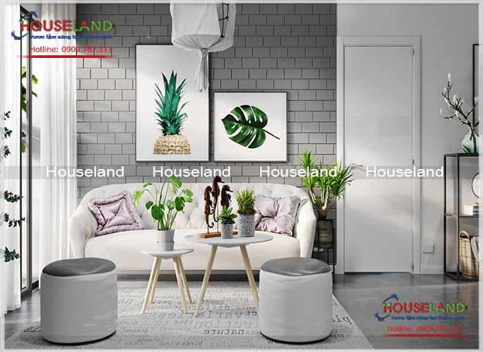 Những sai lầm về màu sắc trong thiết kế xây dựng nhà
