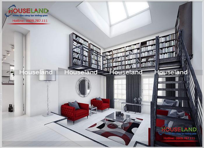 Bí quyết để bạn thiết kế thư viện tại nhà cho riêng mình