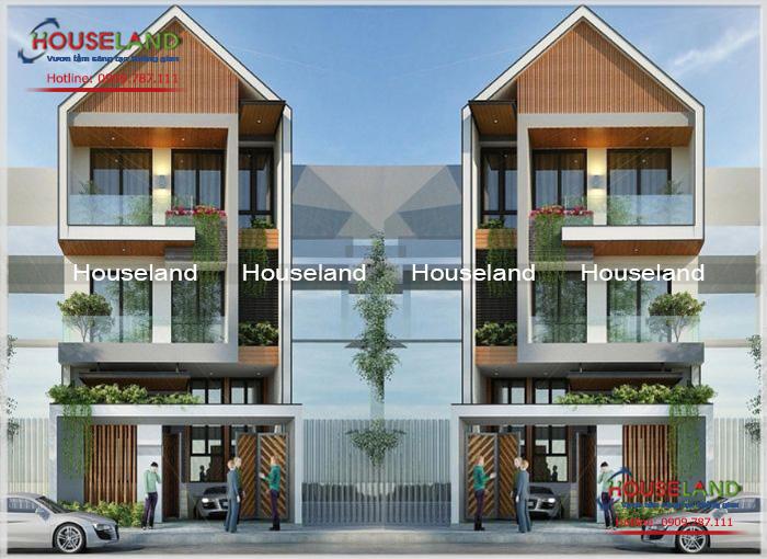 5 mẫu thiết kế nhà phố 3 tầng đẹp được yêu thích hiện nay
